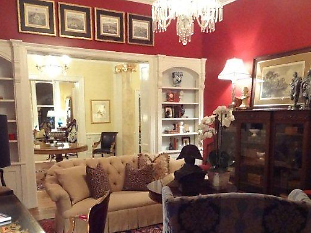 Rosewood Manor Interior Picture with Book
